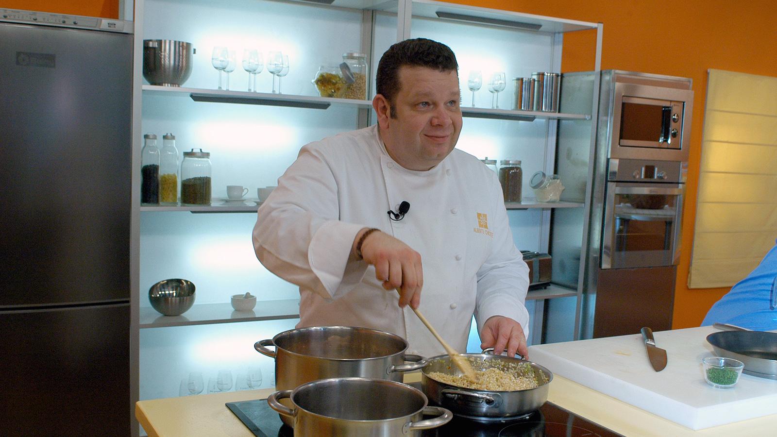 Alberto chicote cocineros canal cocina - Canal de cocina ...