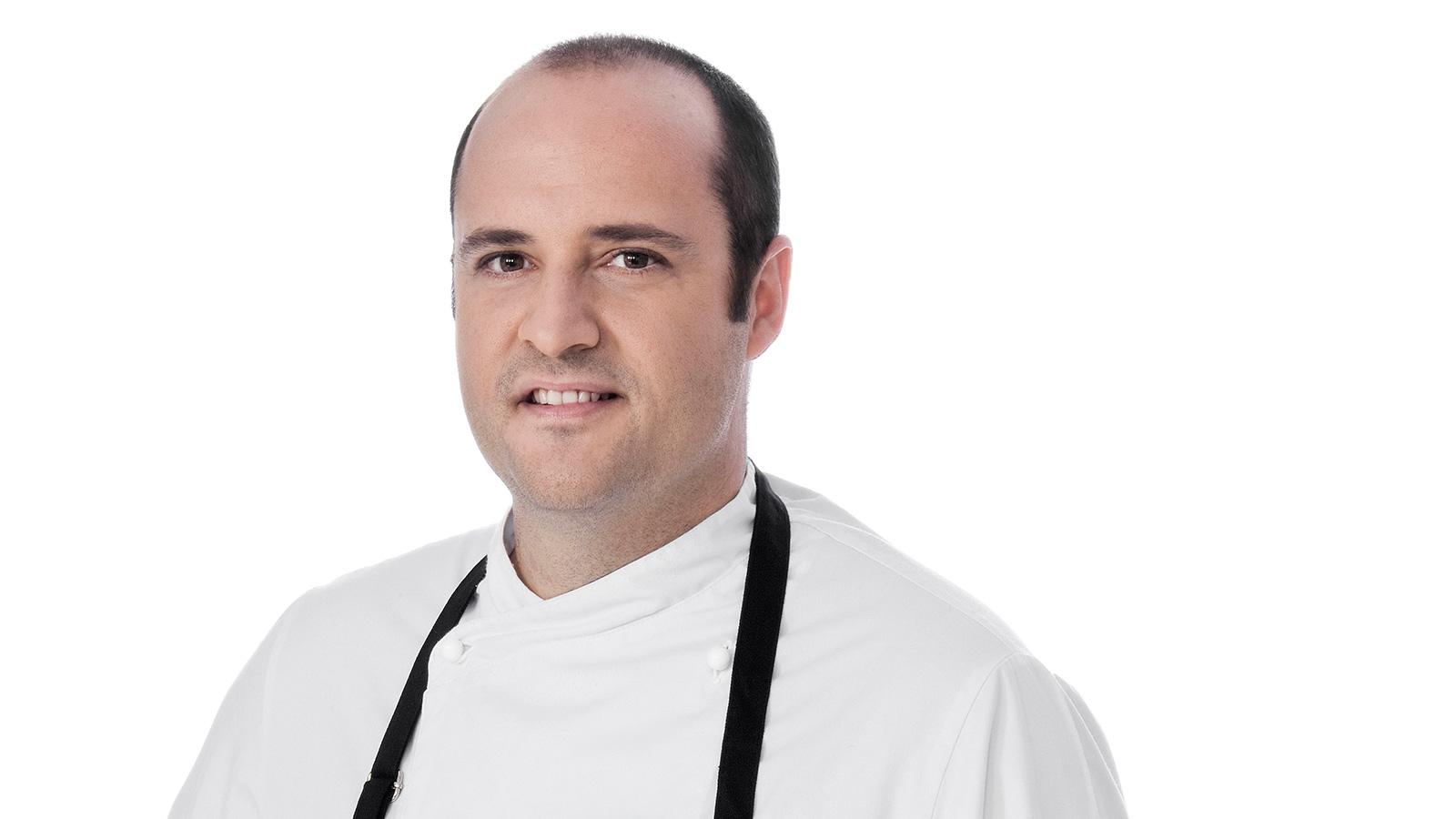 Ngel palacios cocineros canal cocina for Cocineros de canal cocina