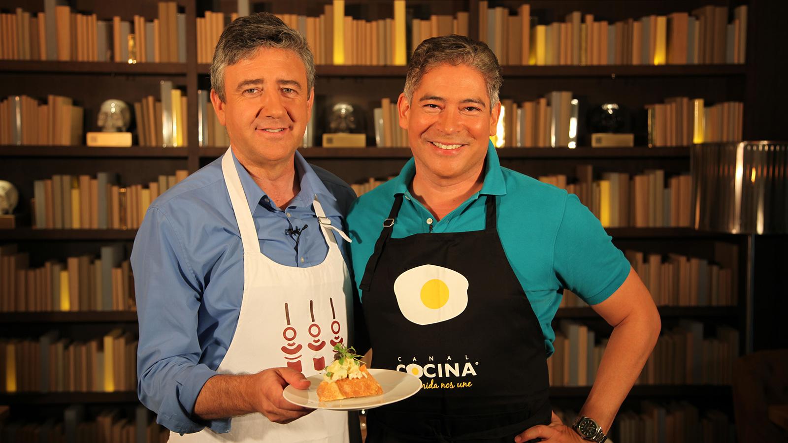 Boris izaguirre cocineros canal cocina - Canal cocina cocineros ...
