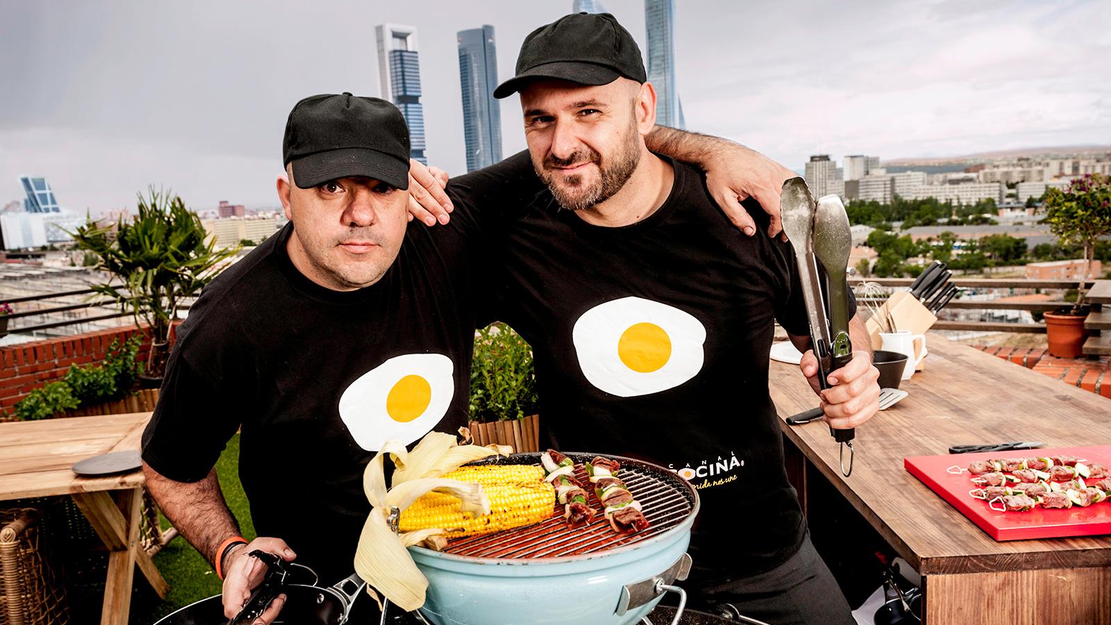 Escuela de cocina a la brasa bbq club cocineros canal for Cocineros de canal cocina