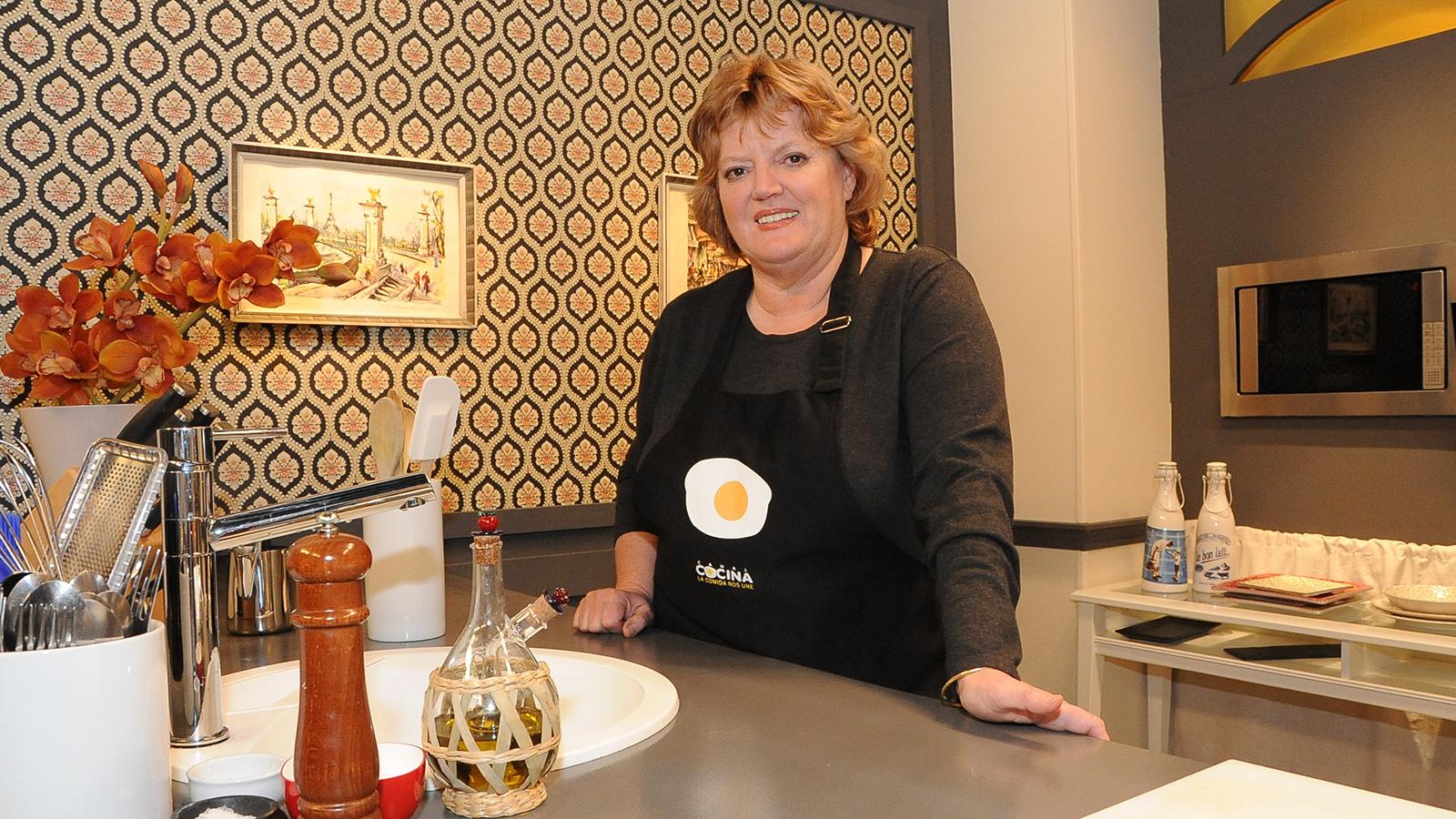 Evelyne ramelet cocineros canal cocina - Canal cocina cocineros ...