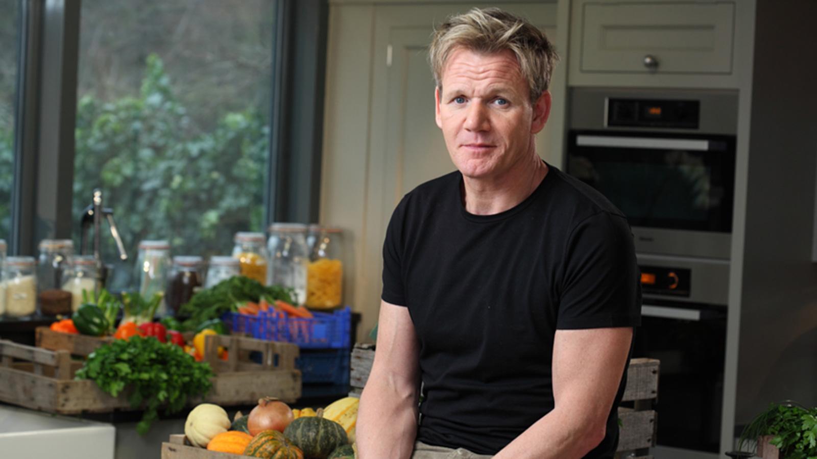 Gordon ramsay cocineros canal cocina for Cocineros de canal cocina