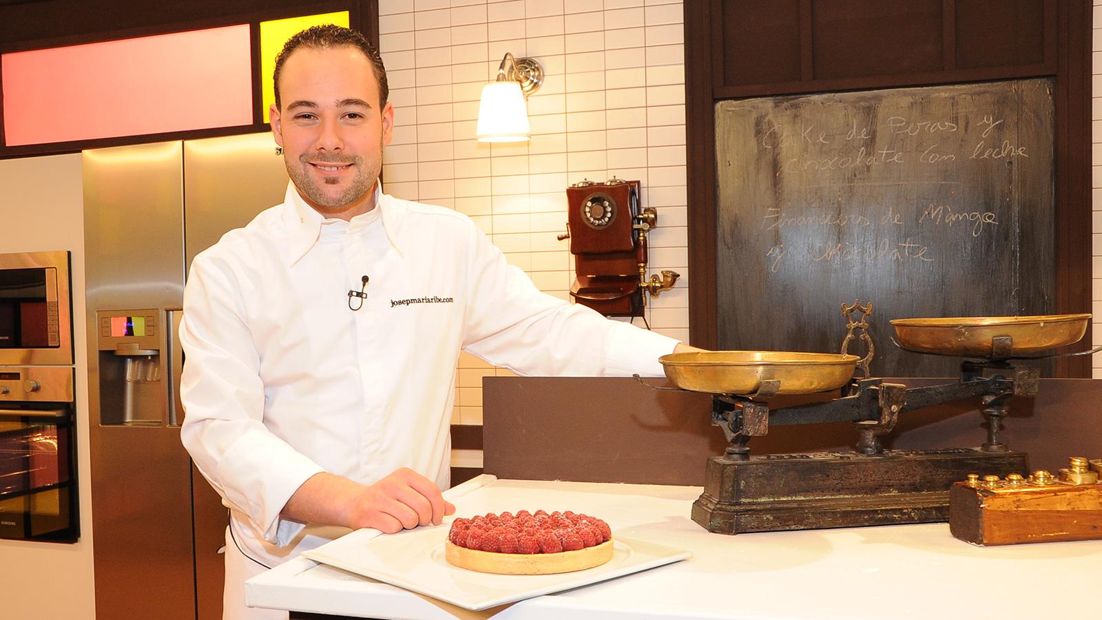 Josep mar a rib cocineros canal cocina - Canal cocina cocineros ...