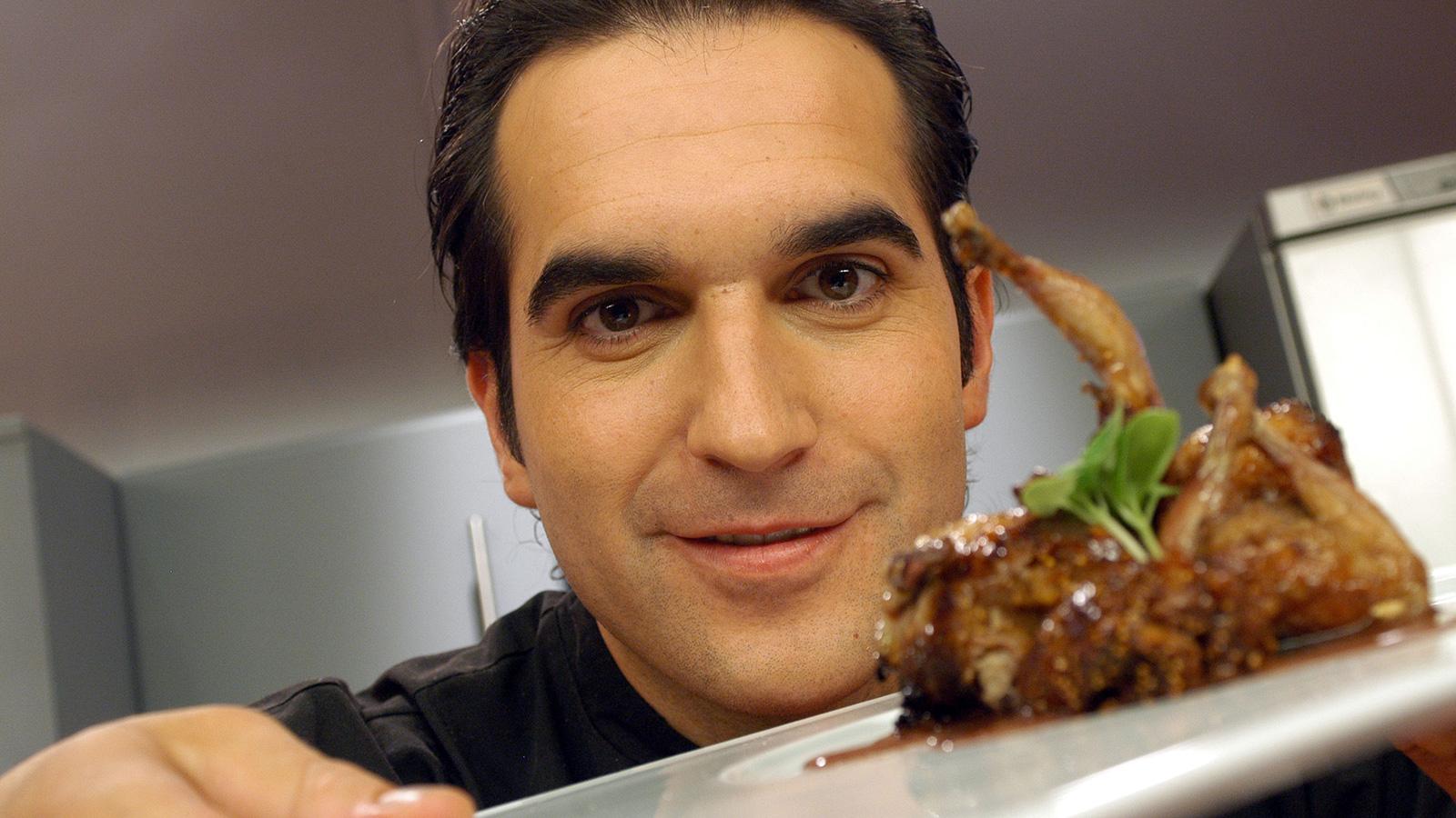 Mario sandoval cocineros canal cocina for Cocineros de canal cocina