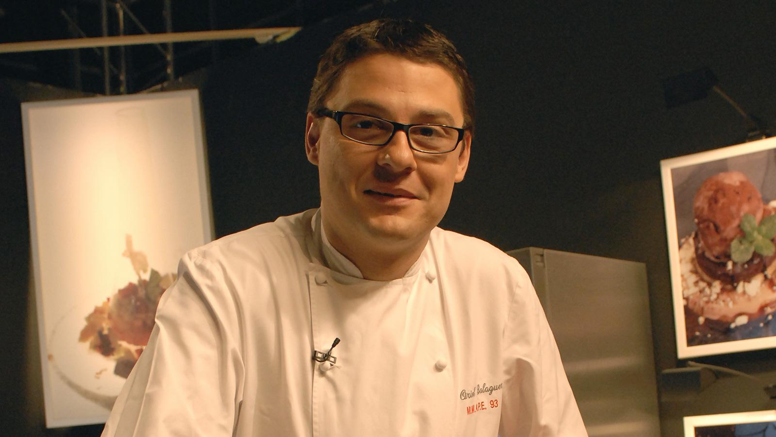 Oriol balaguer cocineros canal cocina for Cocineros de canal cocina