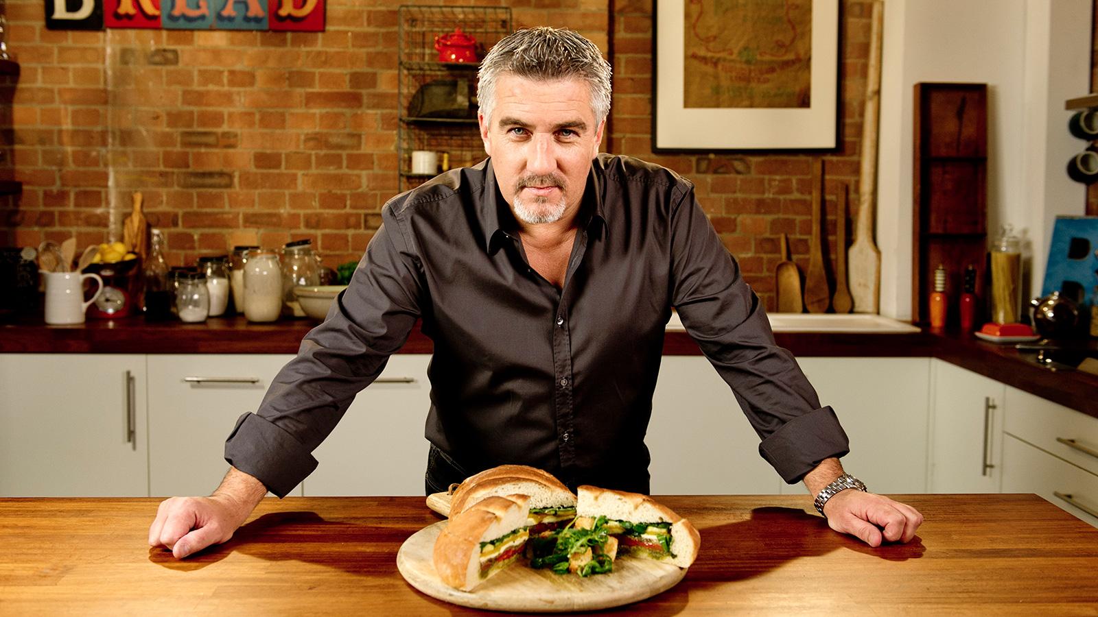Paul hollywood cocineros canal cocina - Canal cocina cocineros ...