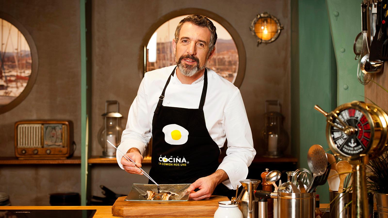 Pepe solla cocineros canal cocina - Canal cocina cocineros ...