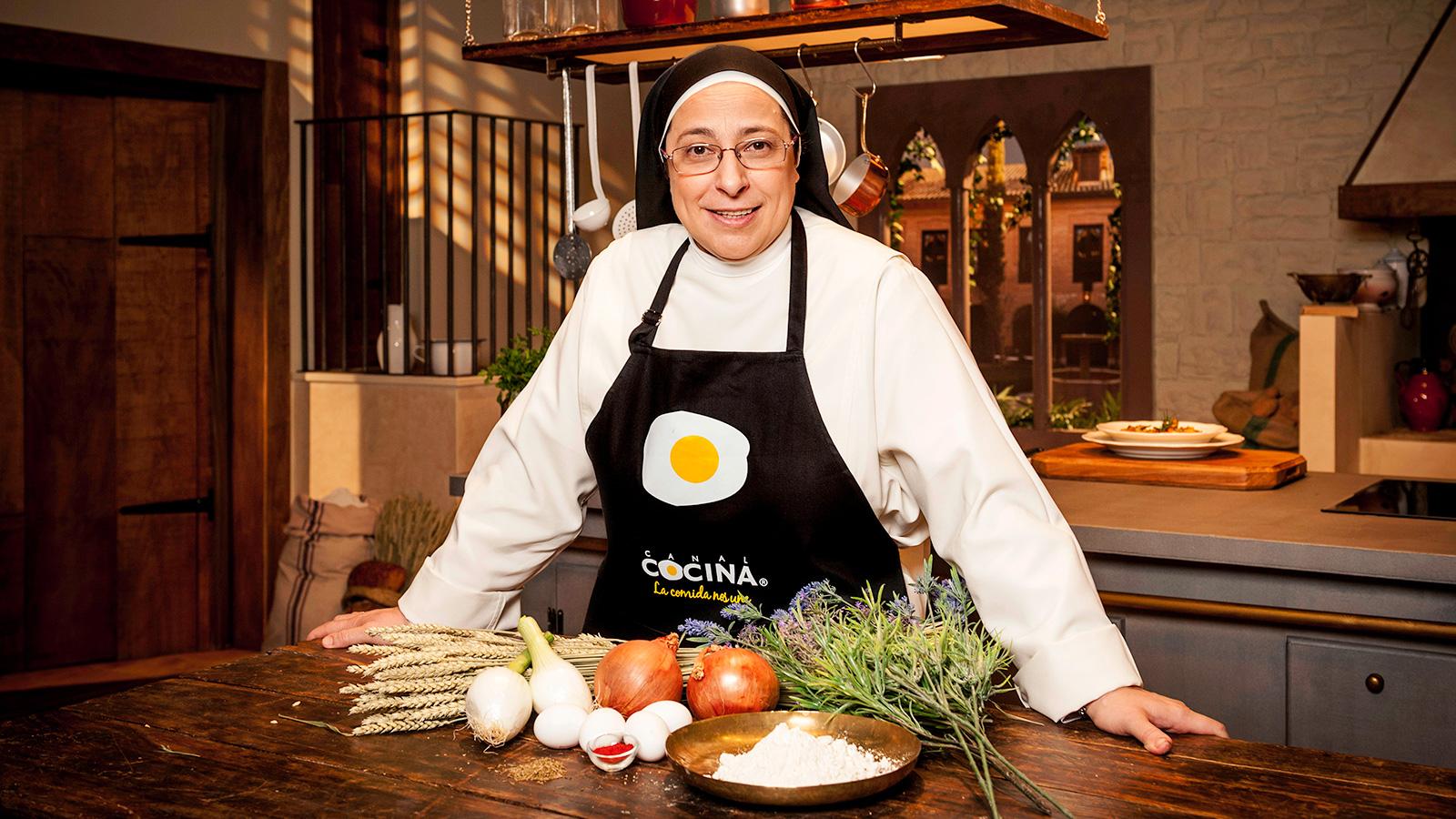 Sor lucia caram cocineros canal cocina for Cocineros de canal cocina