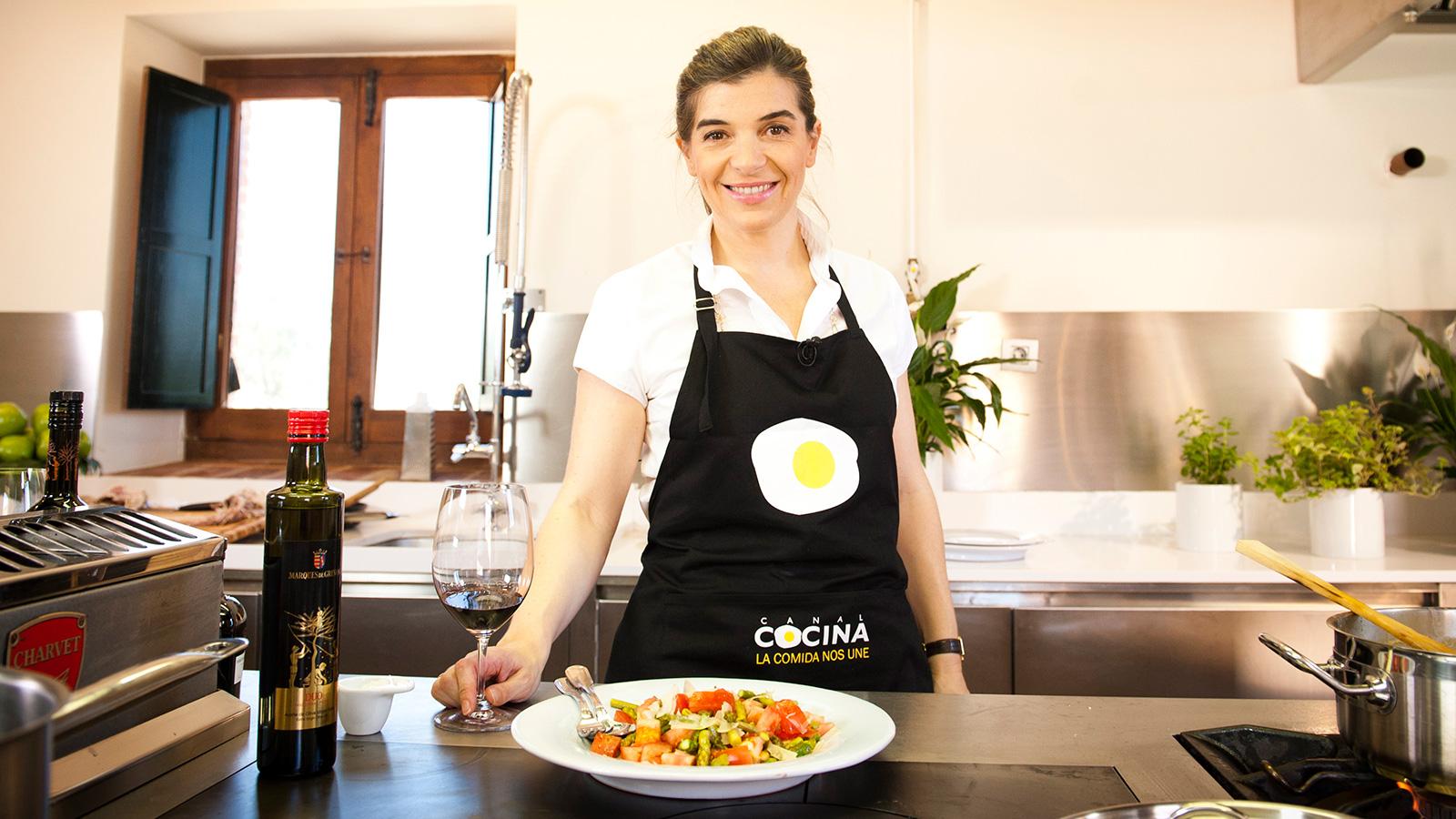 Xandra falc cocineros canal cocina - Canal cocina cocineros ...