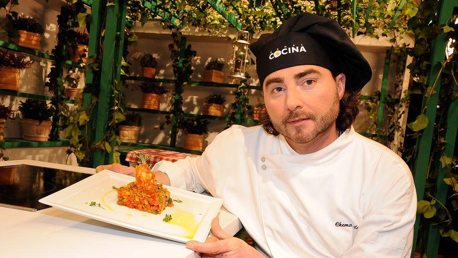 chema de isidro v zquez cocineros canal cocina ForChema De Isidro Canal Cocina