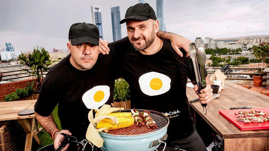 Escuela de cocina a la brasa bbq club cocineros canal for Escuelas privadas de cocina