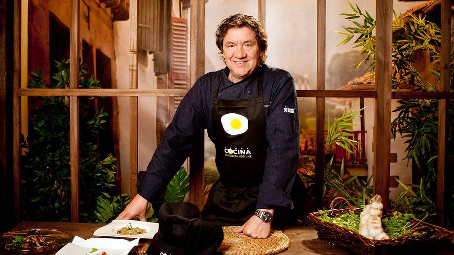 Koldo royo cocineros canal cocina for Canal cocina tapas