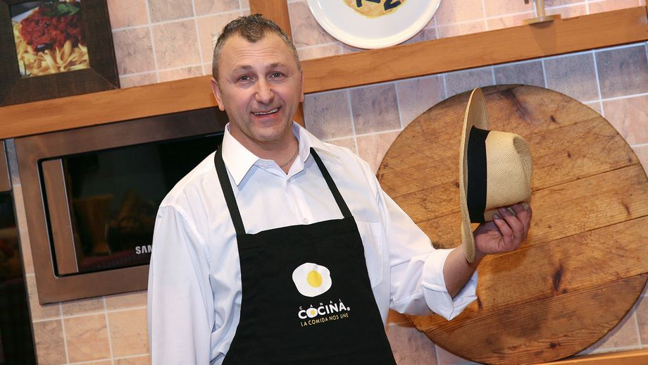 Roberto salvatore cristiano cocineros canal cocina - Canal cocina cocineros ...