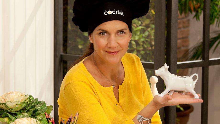 Samantha vallejo n gera samantha de espa a cocineros for Cocineros de canal cocina