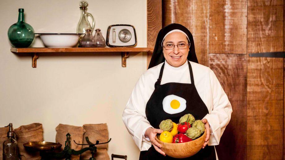 Canal cocina estrena sor luc a noticias canal cocina for Cocineros de canal cocina