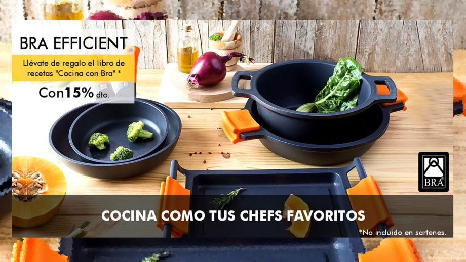 Llega La Marca Bra A La Tienda De Canal Cocina By Cooking Para Que