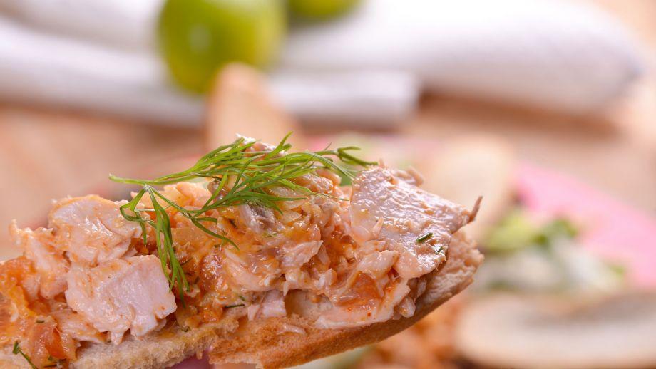 Pat de salm n eneldo y cebolleta elena aymerich for Canal cocina cocina de familia