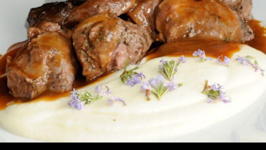 Carrillada De Cerdo Confitada Con Coliflor Y Salsa De Soja. 4X20 Ep: 110
