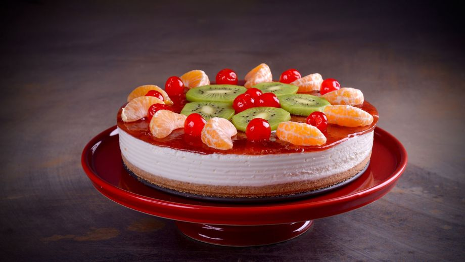 Tarta De Yogur Y Frutas De Temporada Divinos Pucheros T2 Ep 34