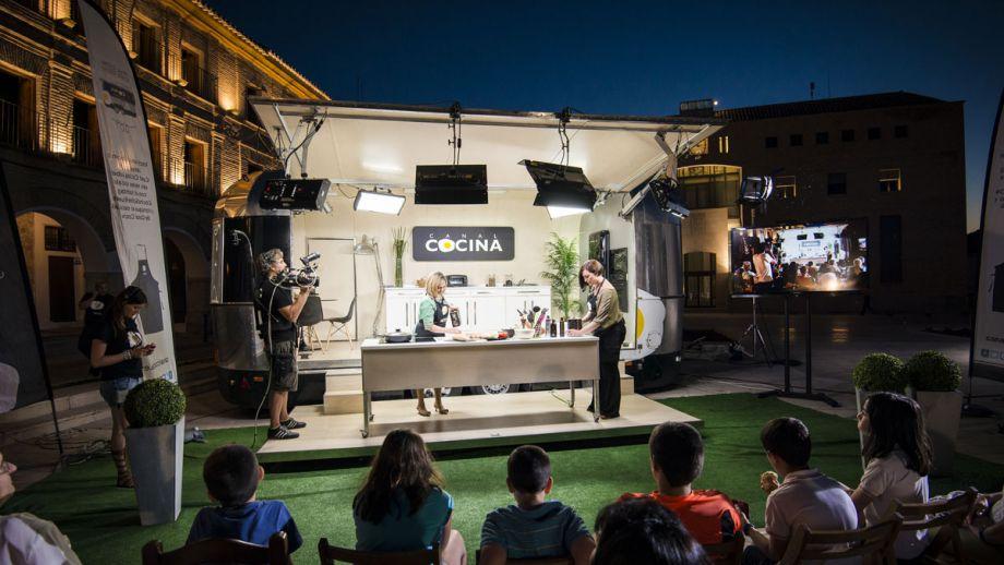 Baena ganadores del concurso cocina sobre ruedas for Canal cocina concursos