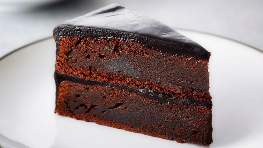 Anna Olson Chocolate Fudge Layer Cake