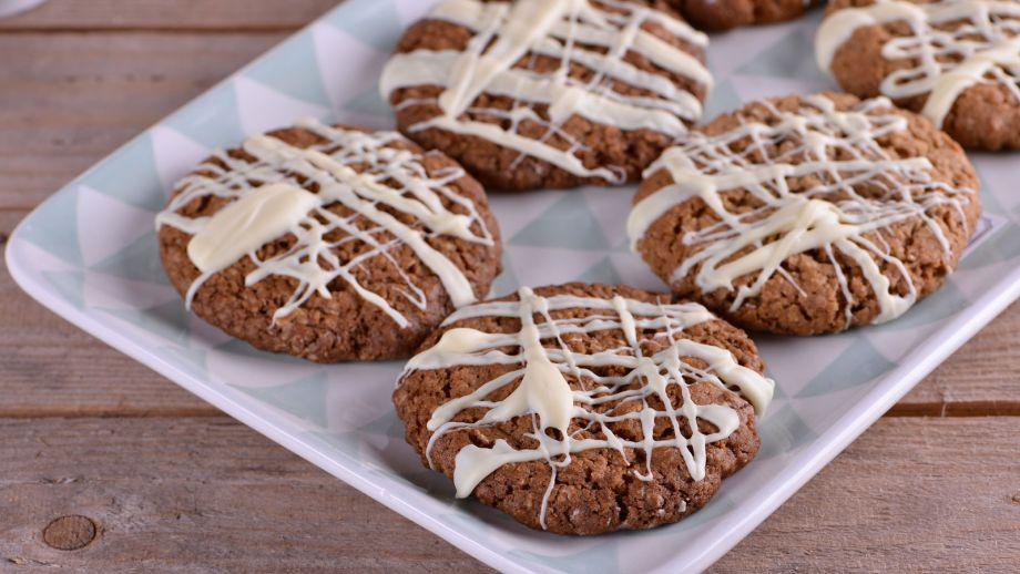 Cookies de avena manzana y pecanas alma obreg n receta canal cocina - Canal cocina alma obregon ...