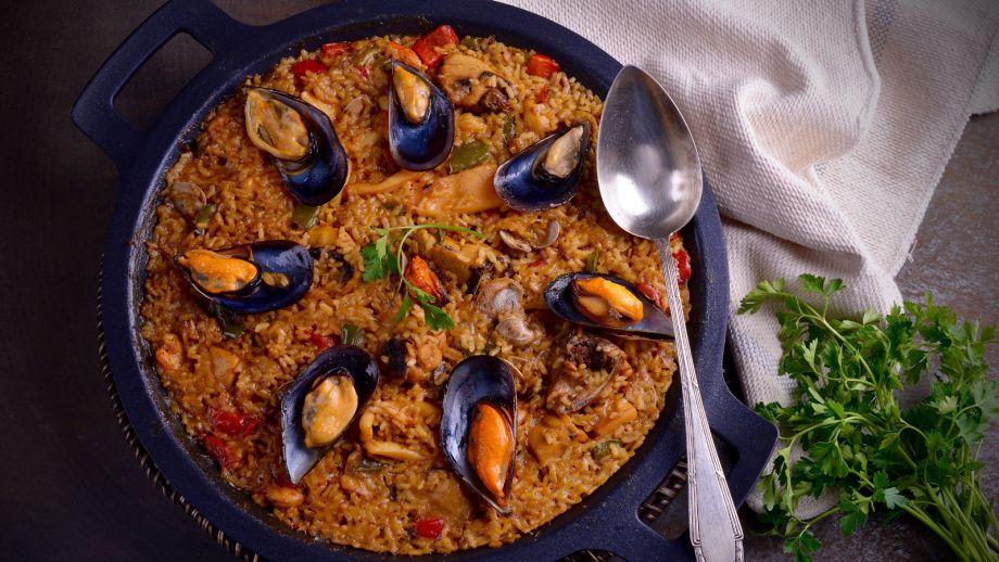 Paella mixta a mi estilo - Hermana María José - Receta - Canal Cocina