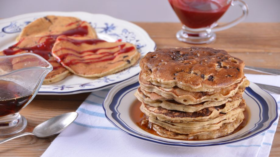 Tortitas americanas pancakes alma obreg n receta for Canal cocina alma obregon