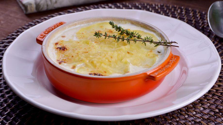 Gratinado de patatas de grenoble evelyne ramelet - Gratinado de patata ...
