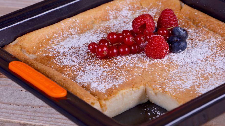 Quesada con quesitos alma obreg n receta canal cocina - Cocina con alma ...