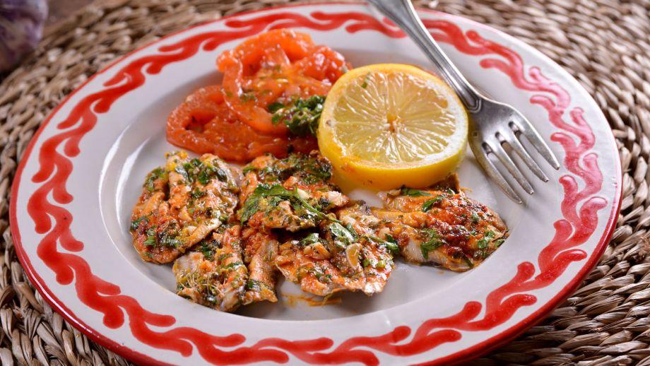 Cocina Marroqui Tajin | Tajin De Sardinas Tajin Dial Saradin Najat Kaanache Receta