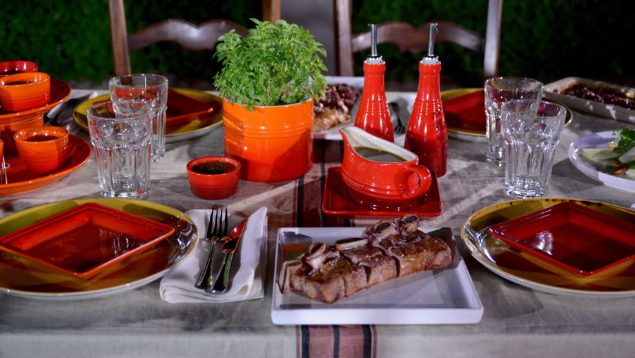 Sorprende a tus invitados con la decoraci n de tu mesa for Cenas para invitados