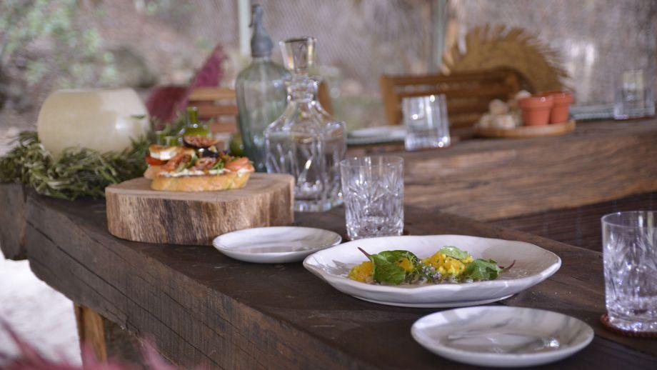 Las mejores ideas para decorar una cena de c ctel y for Ideas para una cena de picoteo