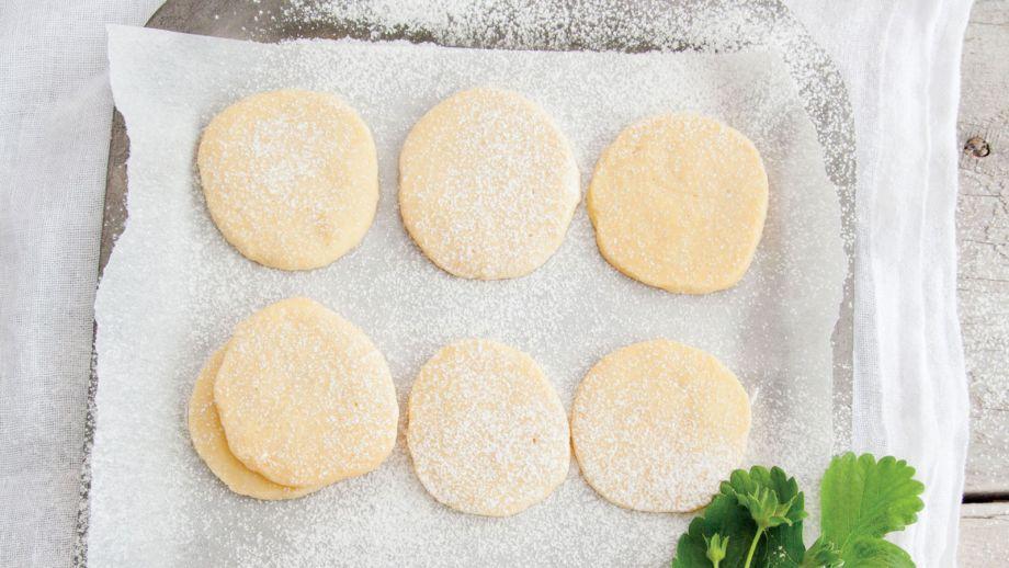 Galletas de mantequilla (Buttery shortbread) - Annabel Langbein ...