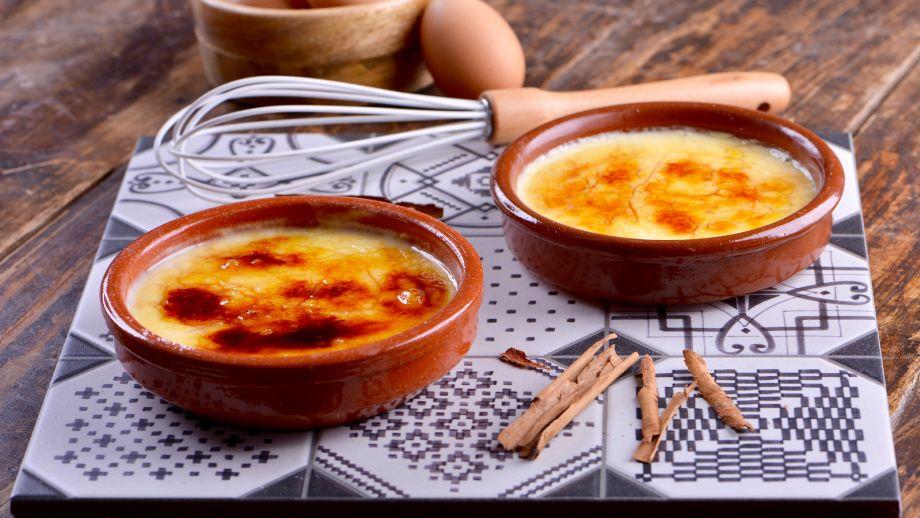 Crema catalana tradicional sergio fern ndez receta for Canal cocina sergio fernandez