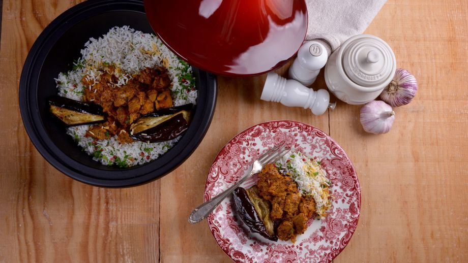Estofado de cordero con yogur y curry elena aymerich for Canal cocina cocina de familia