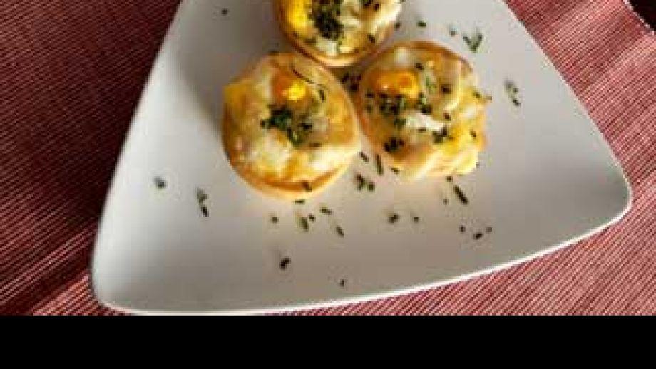 Tartaleta De Bacalao Con Huevos De Codorniz 22 Minutos Ep: 222