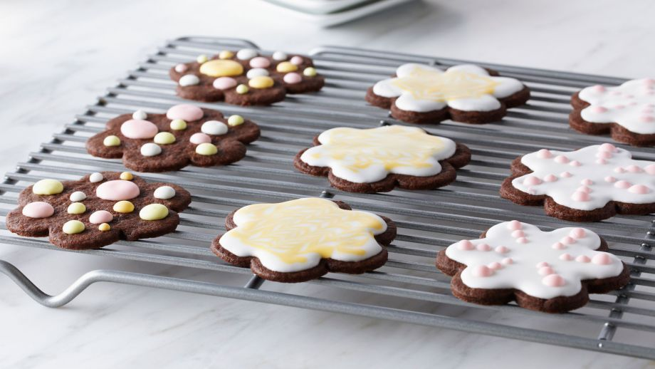 Galletas De Mantequilla Decoradas Con Glasa Real Decorated Shortbread Cut Out Cookies La