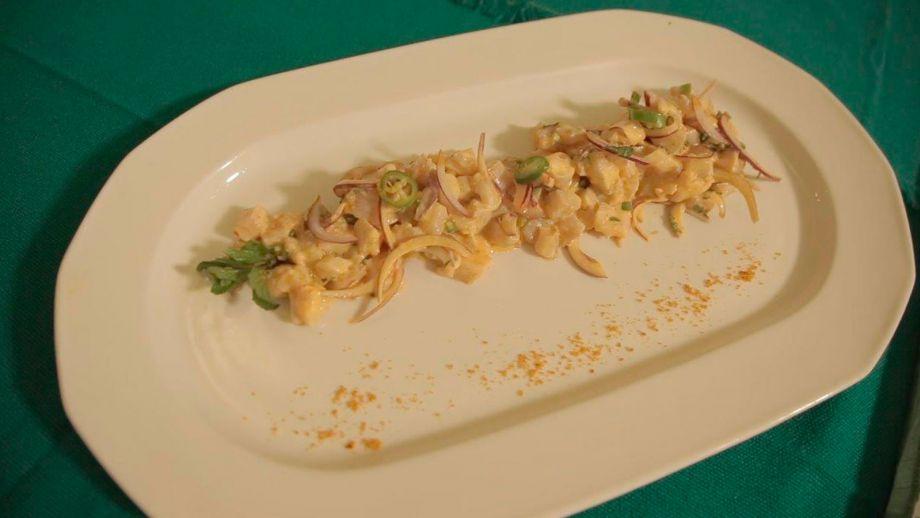 Aguachile de camar n canal cocina receta canal cocina for Canal cocina mexicana