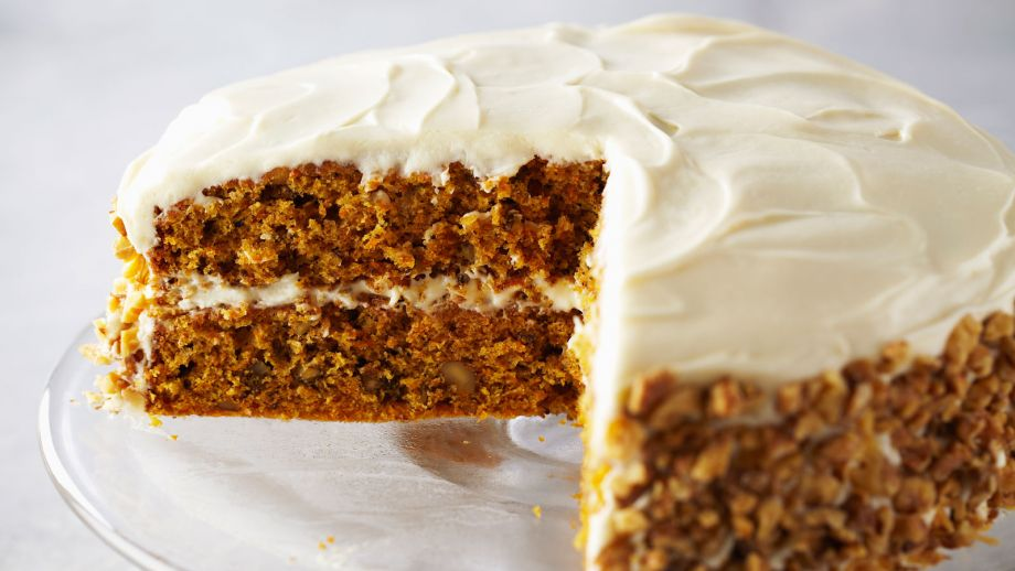 Mini Carrot Cake Recipe Cream Cheese Frosting