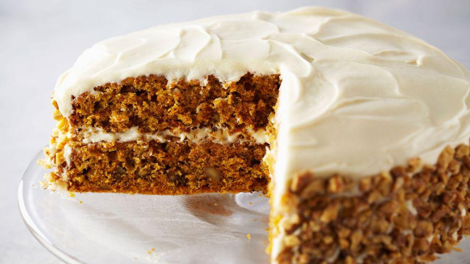 Rose Bakery Carrot Cake Recipe
