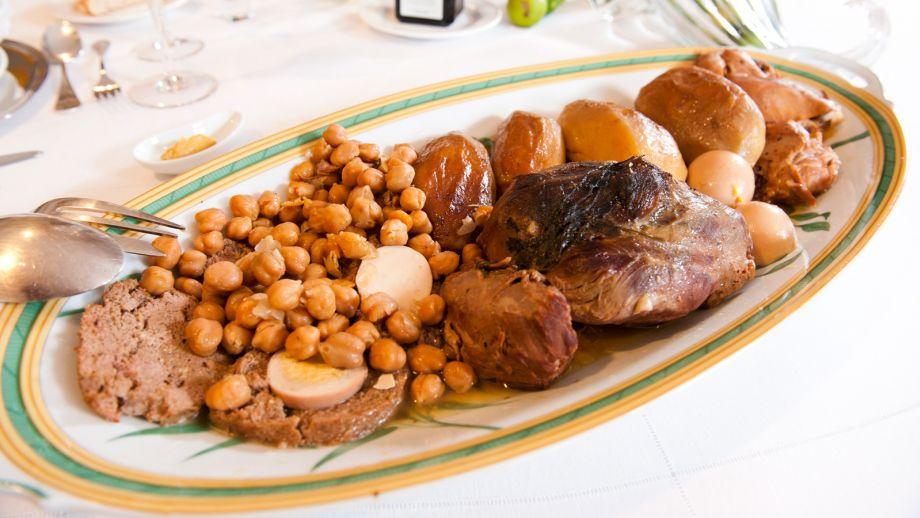 Cocina Catalana En Madrid | La Cocina Madrilena Platos Tipicos De Madrid Especiales Canal
