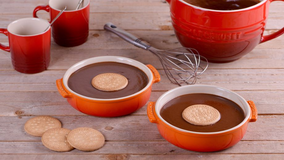 Natillas de chocolate alma obreg n receta canal cocina - Canal cocina alma obregon ...