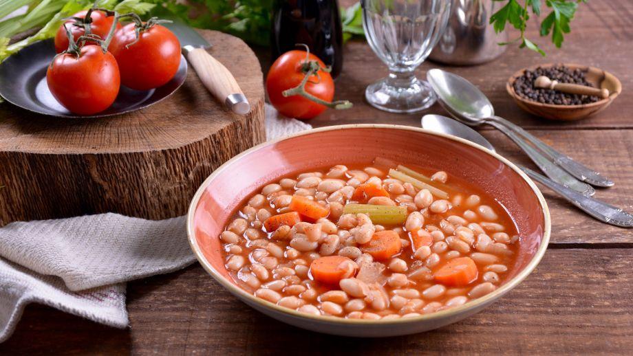 Fabada griega (Fasolada) - María Zannia - Receta - Canal Cocina