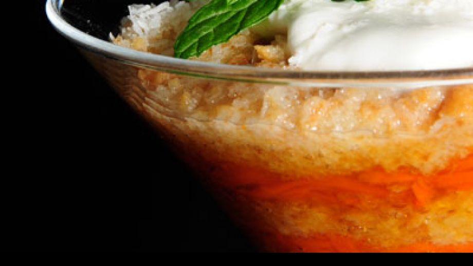 Tarta de zanahoria sergio fern ndez receta canal cocina for Canal cocina sergio fernandez