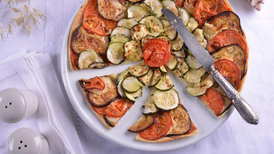 Espiral De Verduras Sobre Masa Quebrada Cocina De Familia Ep 2