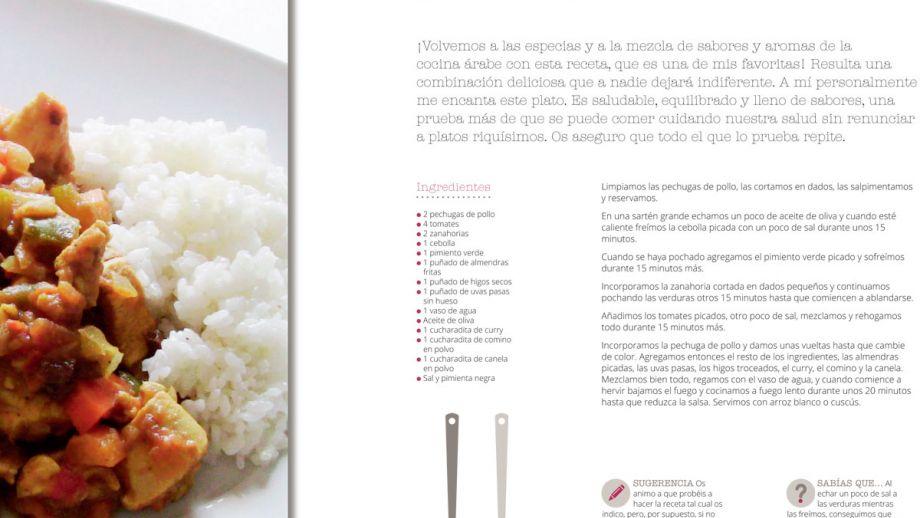 La cocina de isasaweis el libro de recetas de isabel for Cocina de isasaweis