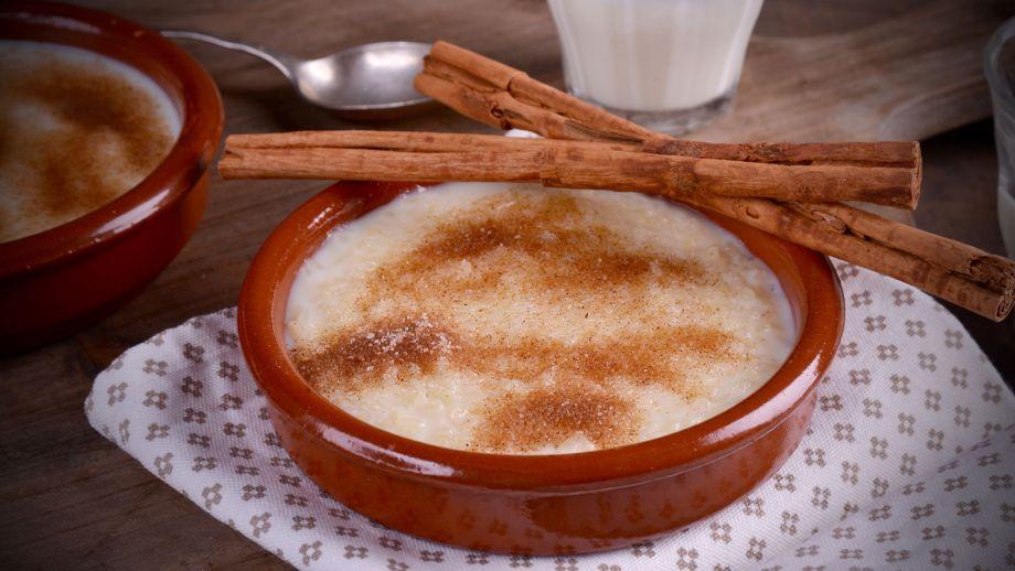 Arroz con leche y canela hermana mar a jos receta canal cocina - Divinos pucheros maria jose ...
