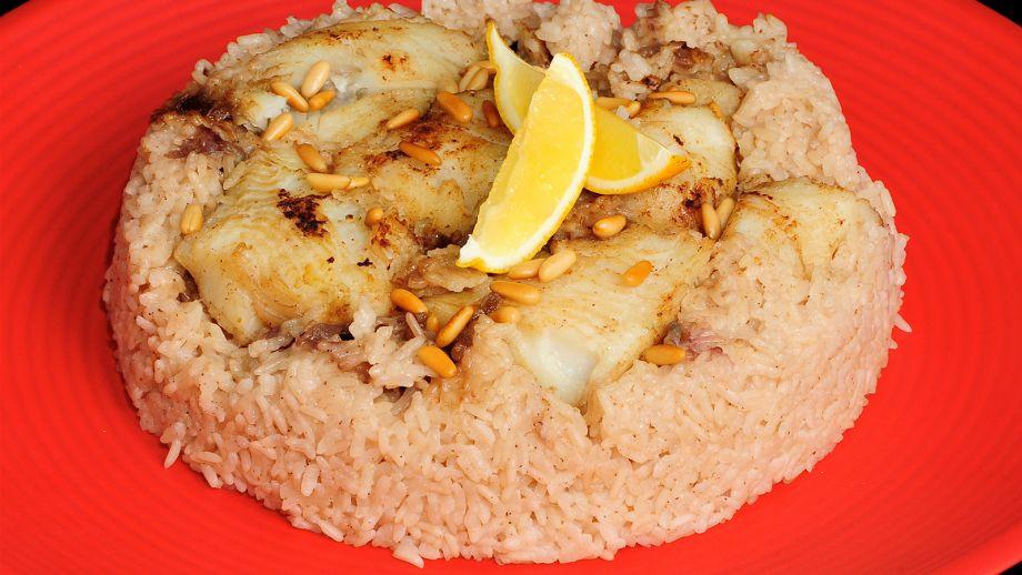 Attractive Sayadiye (Plato Típico De Los Pescadores) Cocina Árabe Ep: 14. Comparte  Esta Receta