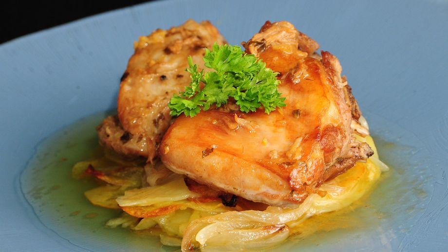 Paletilla De Cordero En Salsa De Limón Cocinamos Contigo Ep 304
